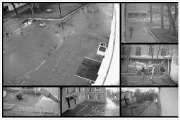 Веб камера для видеонаблюдения в подъезде