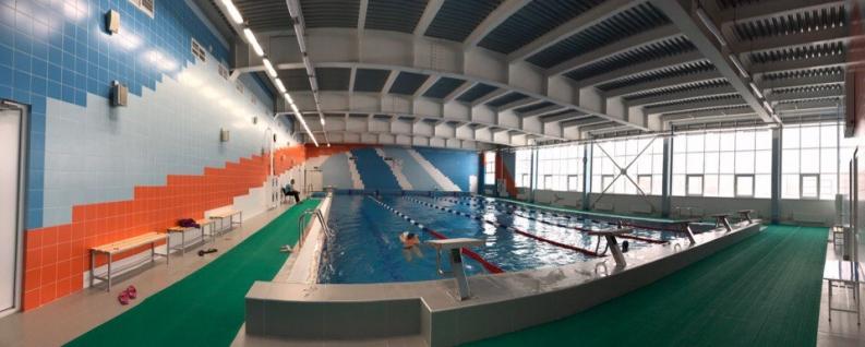 Нужна ли справка для бассейна в Лыткарино